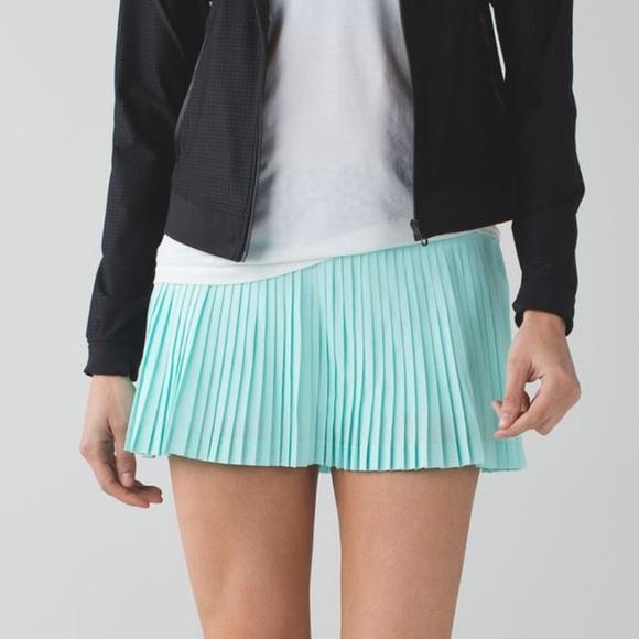 f979b24a3b lululemon athletica Skirts | Lululemon Pleat To Street Skirt Ii ...